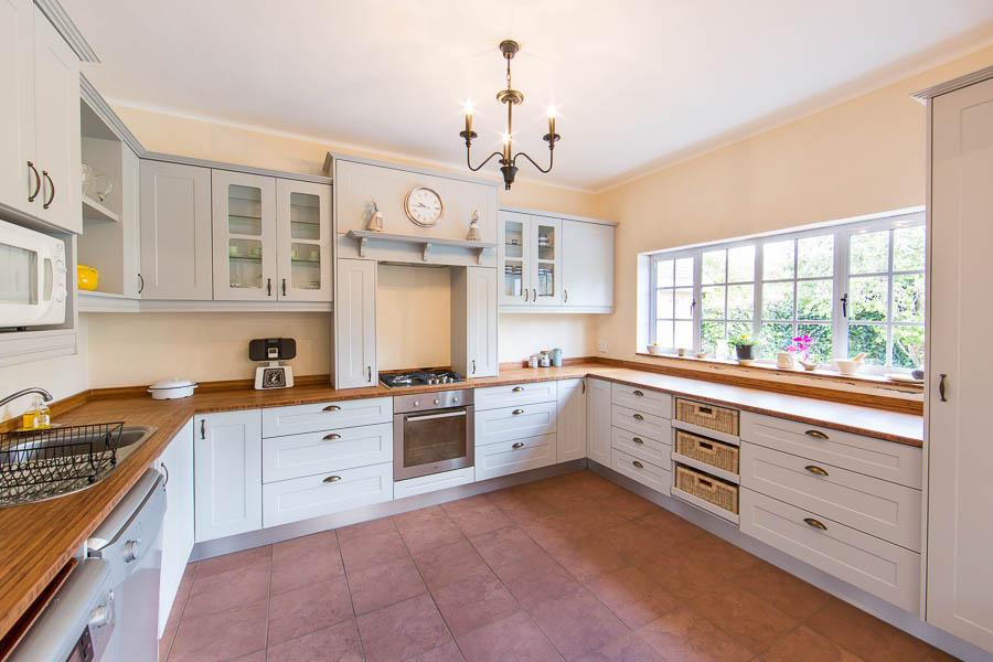 Folkstone Grey PVC Wrap. Classic / Kitchens