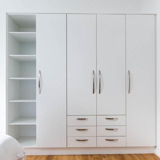 Built-in Bedroom Cupboards In Cape Town