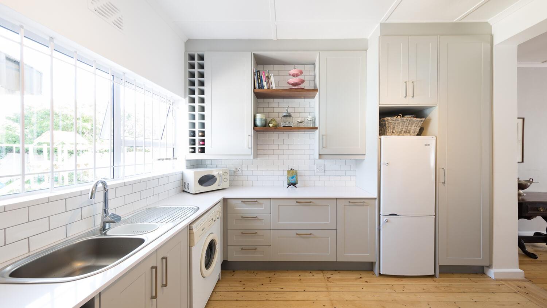Folkstone Grey PVC Wrap - Essential Kitchens